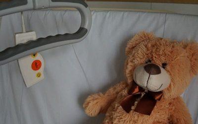 Een ziekenhuisopname op jonge leeftijd