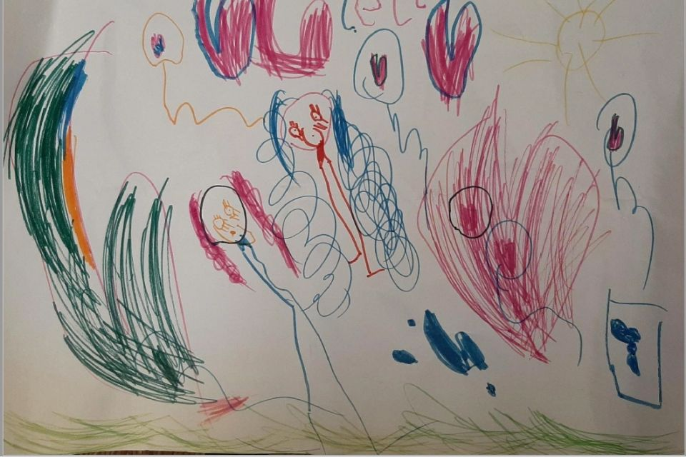 Workshop Kindertekeningen analyseren