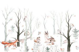 het bos atmania